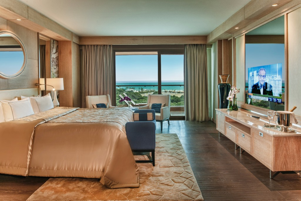 Presidential Suite-Bedroom