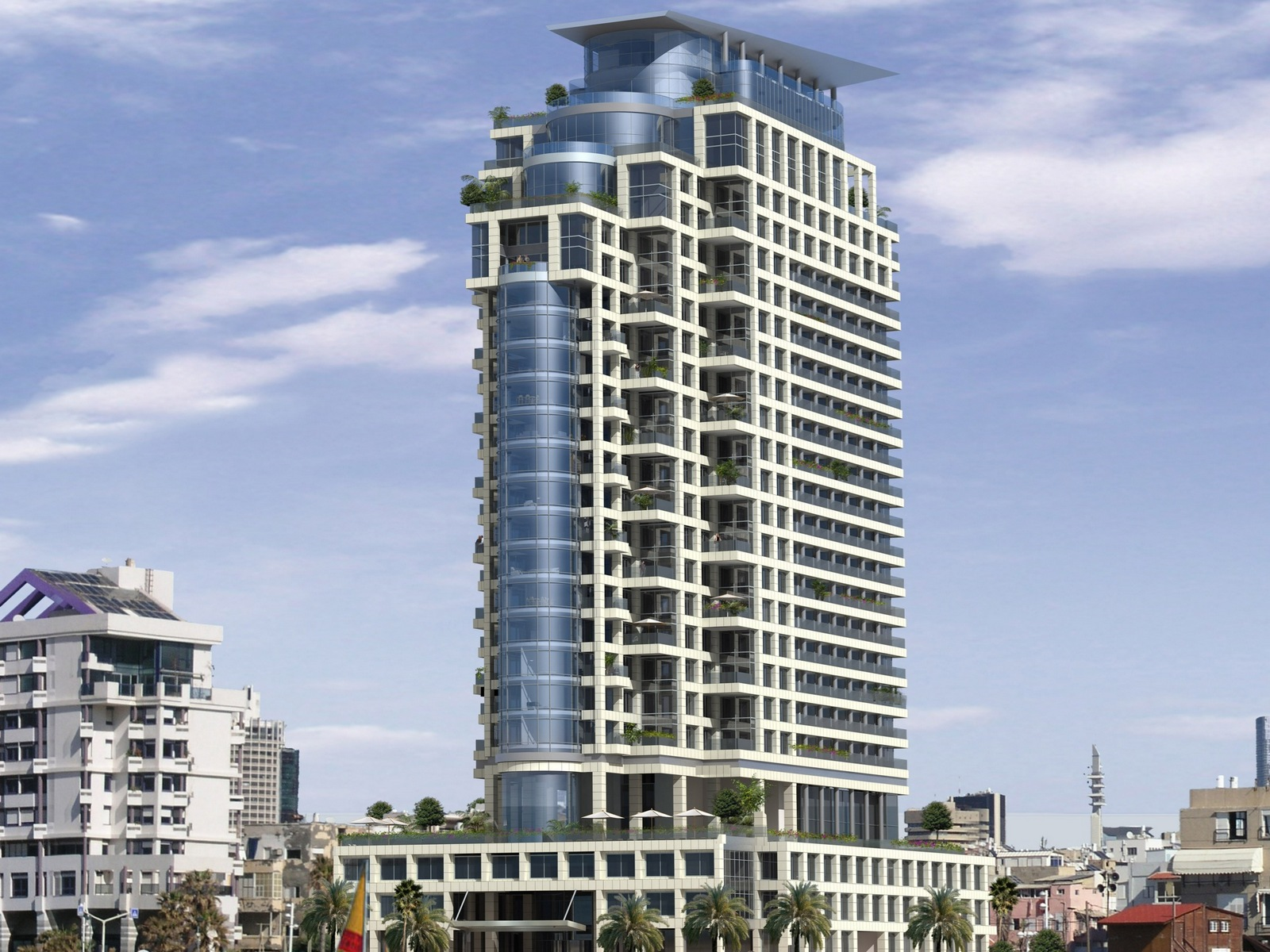 Isrotel-Royal-Beach-Tel-Aviv